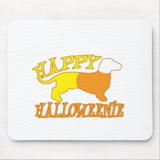 Happy Halloweenie Mousepad