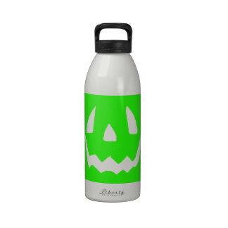 Happy Hallowgreen Reusable Water Bottle