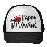 Happy Hallowine Mesh Hat