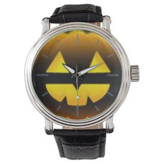 Happy Haloween 3C & Numeral Options Wrist Watch