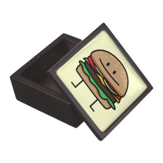 Happy Hamburger Gift Box