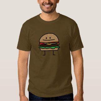 Happy Hamburger Tee Shirt