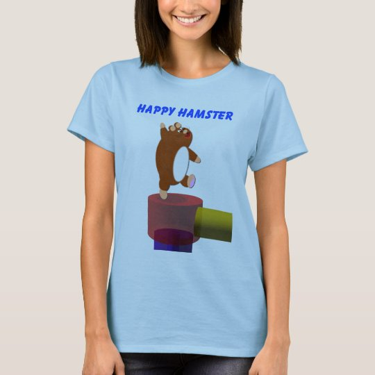 Happy Hamster Shirt