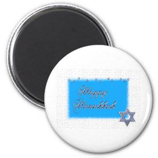 HAPPY hanakka 2 Inch Round Magnet