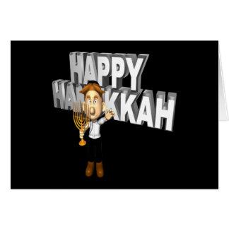 Happy Hanakkuh Greeting Card