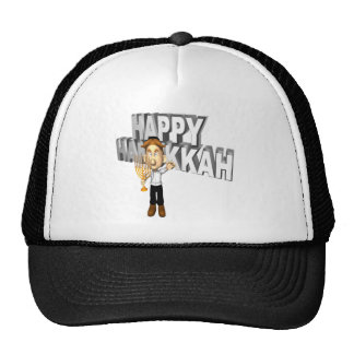 Happy Hanakkuh Trucker Hat