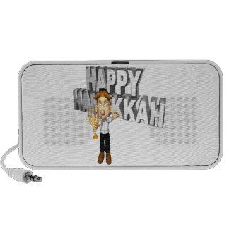 Happy Hanakkuh Travel Speaker