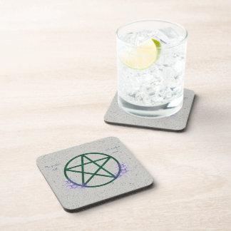 Happy Handfasting Beverage Coasters