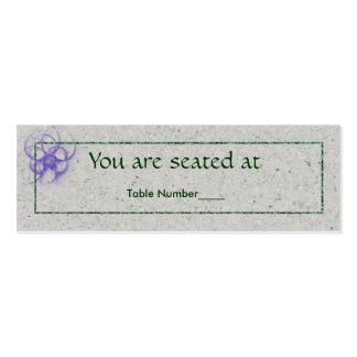 Happy Handfasting Double-Sided Mini Business Cards (Pack Of 20)