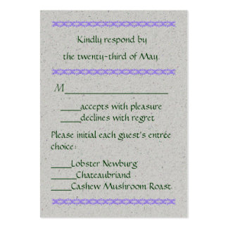 Happy Handfasting Business Cards