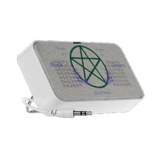 Happy Handfasting Notebook Speaker