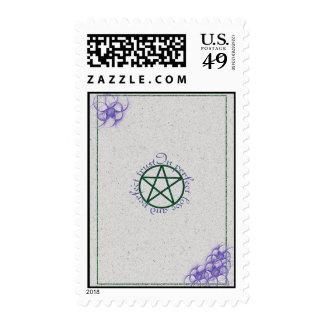 Happy Handfasting Stamp