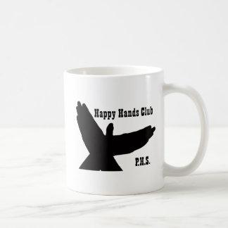 HAPPY HANDS CLUB mug