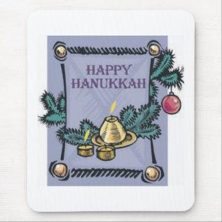 Happy Hannakah Mouse Pad