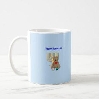 Happy Hannukah Coffee Mug