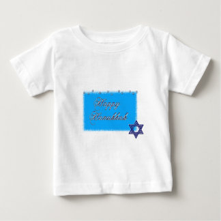 happy hannukkah star 5 baby T-Shirt