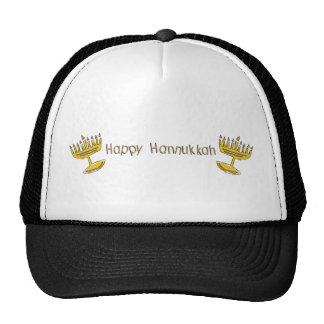 Happy Hannukkah Trucker Hat