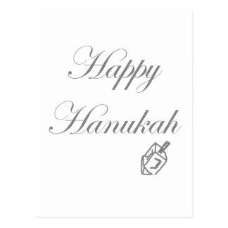 Happy Hanukah Postcard