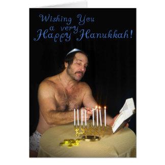 Happy Hanukkah - Big Rob Card