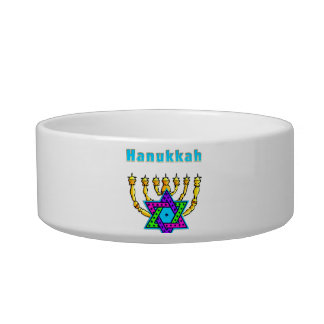 Happy Hanukkah Bowl