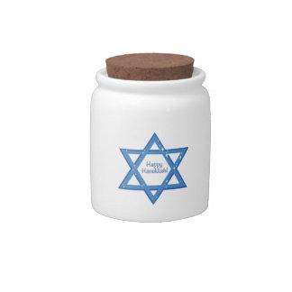 Happy Hanukkah! Candy Dish