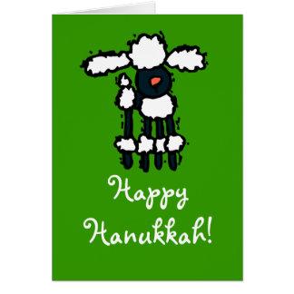 Happy Hanukkah! Card