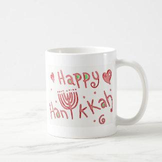 Happy Hanukkah! Coffee Mug