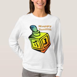 Happy Hanukkah - Dreidel Shirt