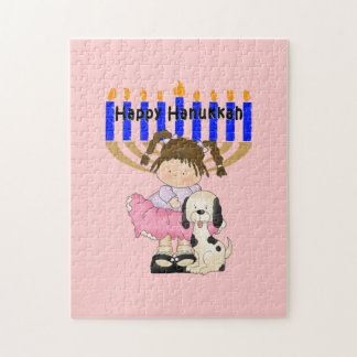 Happy Hanukkah Friends Puzzle
