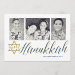 """Happy Hanukkah Glitter 