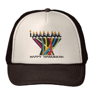 Happy Hanukkah Hats