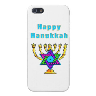Happy Hanukkah Cover For iPhone 5/5S