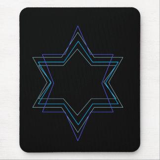 happy hanukkah msp mouse pad