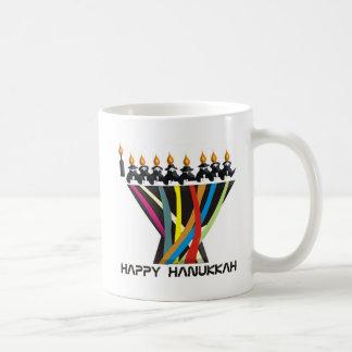 Happy Hanukkah Coffee Mugs