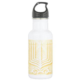 Happy Hanukkah 18oz Water Bottle