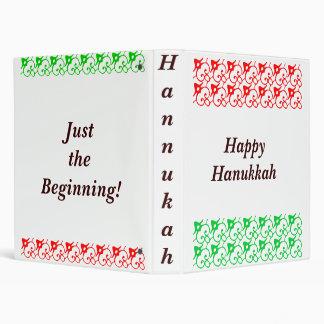 Happy Hanukkah Photos Binder