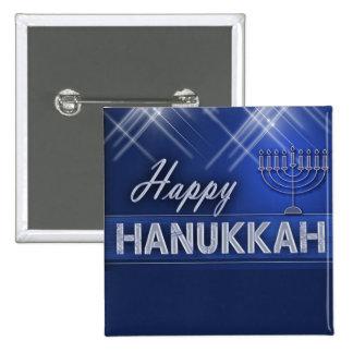 Happy Hanukkah Pinback Button