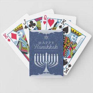 Happy Hanukkah Playing Cards