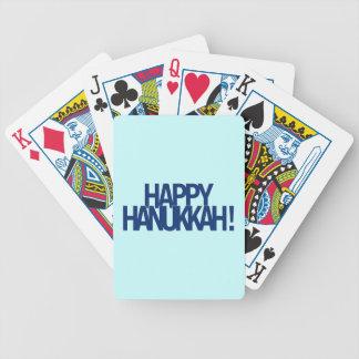 Happy Hanukkah Card Decks