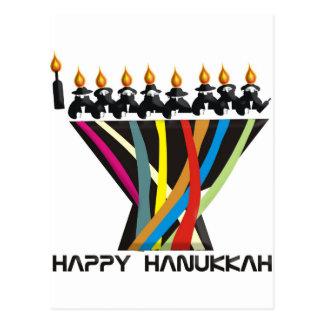 Happy Hanukkah Post Cards
