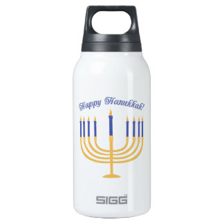Happy Hanukkah! SIGG Thermo 0.3L Insulated Bottle
