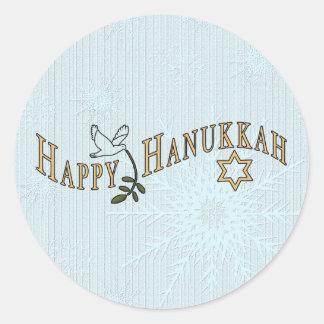 Happy Hanukkah Sticker