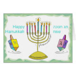 _HAPPY_Hanukkah Tarjeton