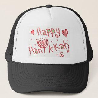 Happy Hanukkah! Trucker Hat