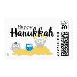 Happy Hanukkha | Gelt Pile Postage
