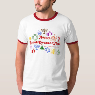 Happy HanukKwanzaaMas! T-Shirt