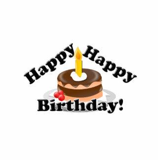 Happy, Happy Birthday! Cutout