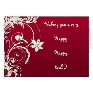 Happy Happy Eid Card