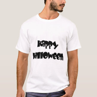 Happy Happy Halloween T-Shirt