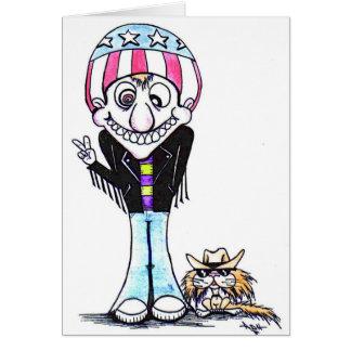 Happy Harry & Hooch Card